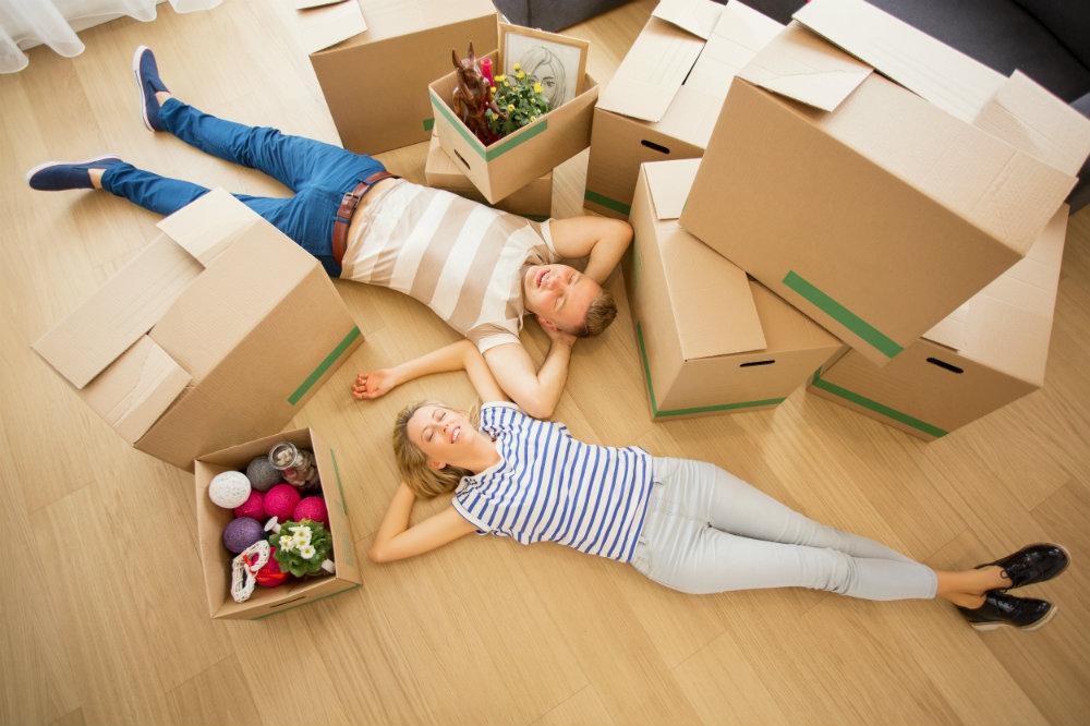 déménagement sans tress